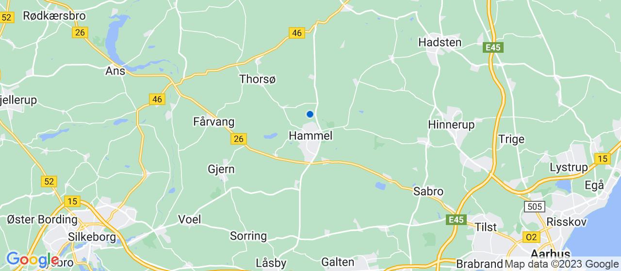 alarmselskaber i Hammel