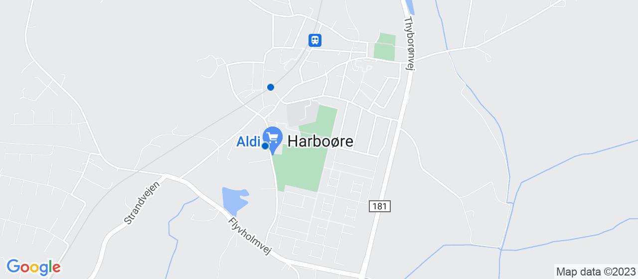 entreprisefirmaer i Harboøre