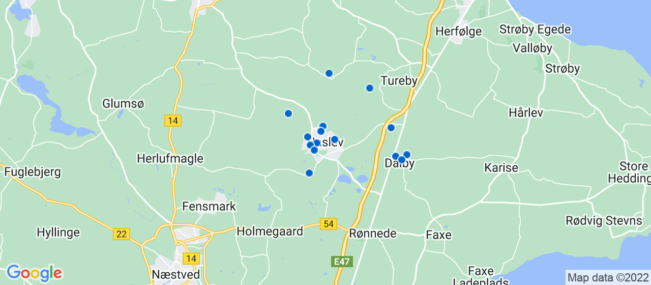 rengøringsfirmaer i Haslev