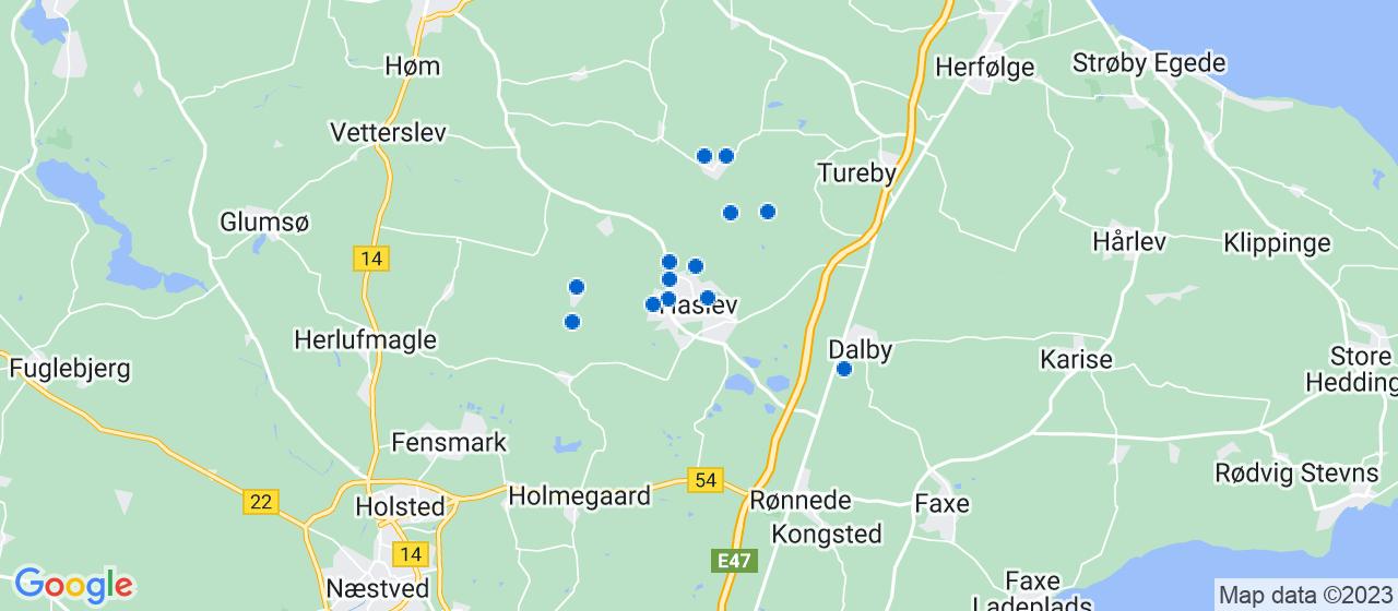 tømrerfirmaer i Haslev