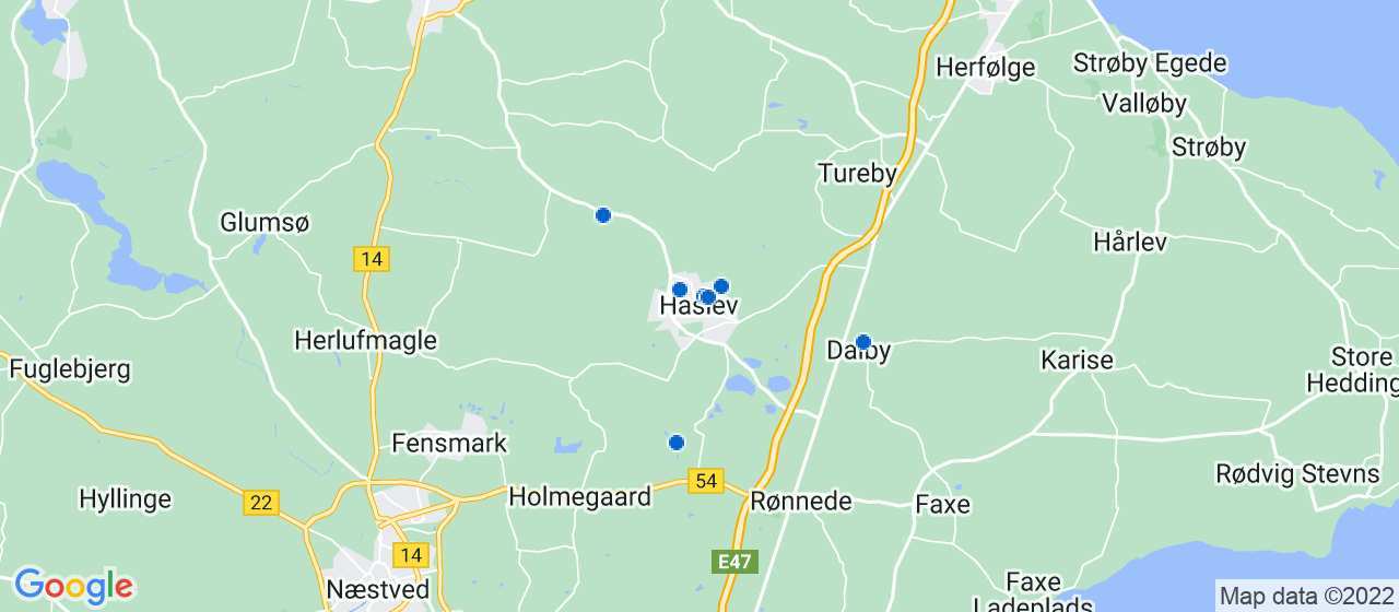 cateringfirmaer i Haslev