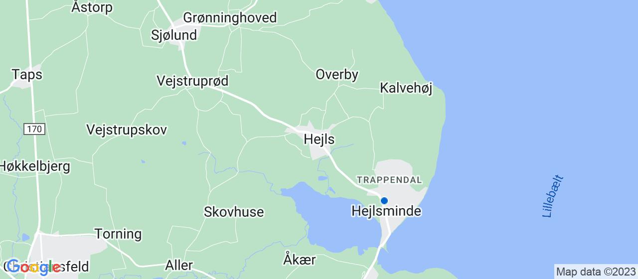 ejendomsmæglerfirmaer i Hejls