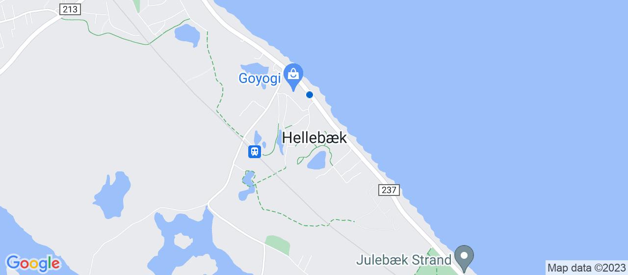 gulvafslibning firmaer i Hellebæk