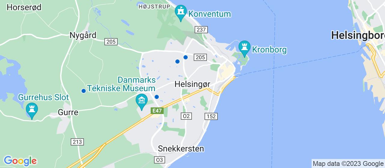kloakfirmaer i Helsingør