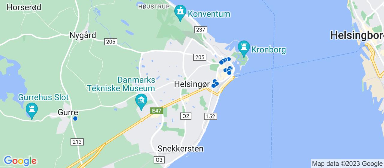 ejendomsmæglerfirmaer i Helsingør