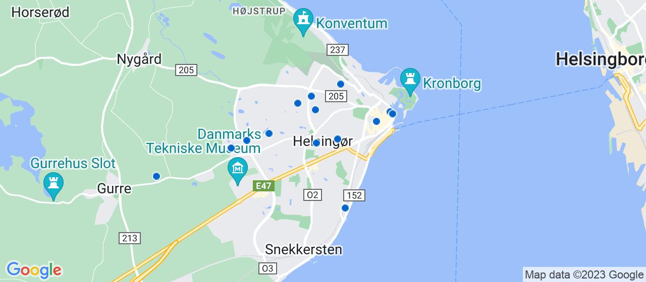 byggefirmaer i Helsingør
