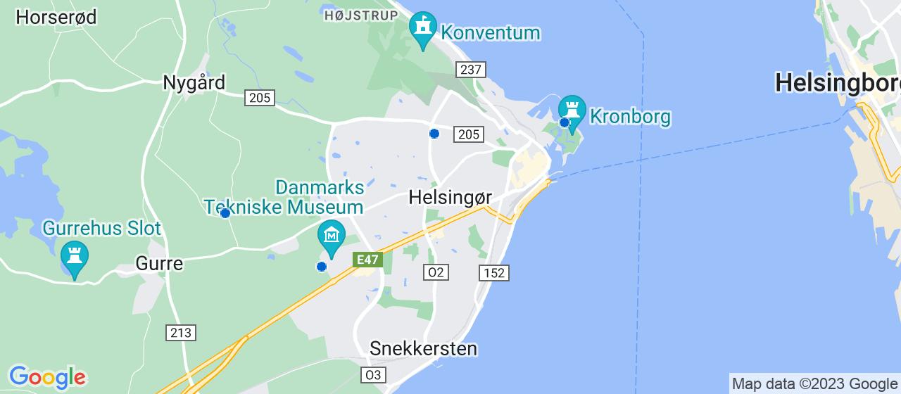 VVS firmaer i Helsingør