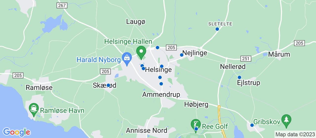 vvsfirmaer i Helsinge