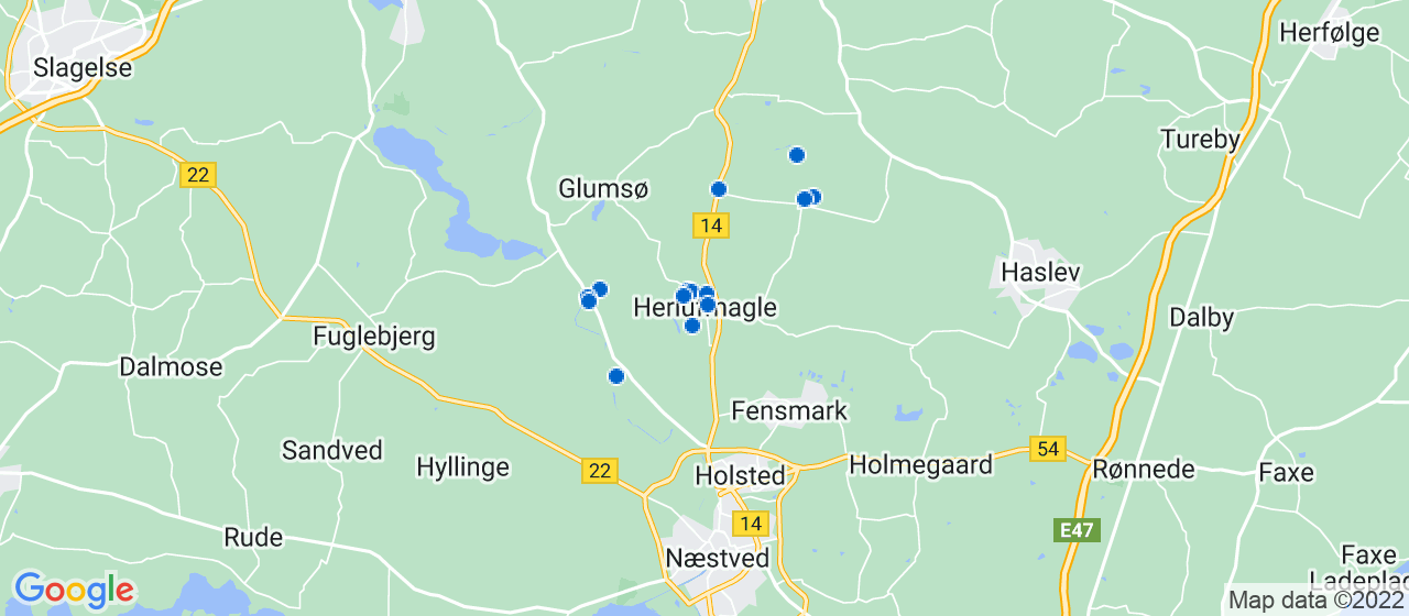 byggefirmaer i Herlufmagle
