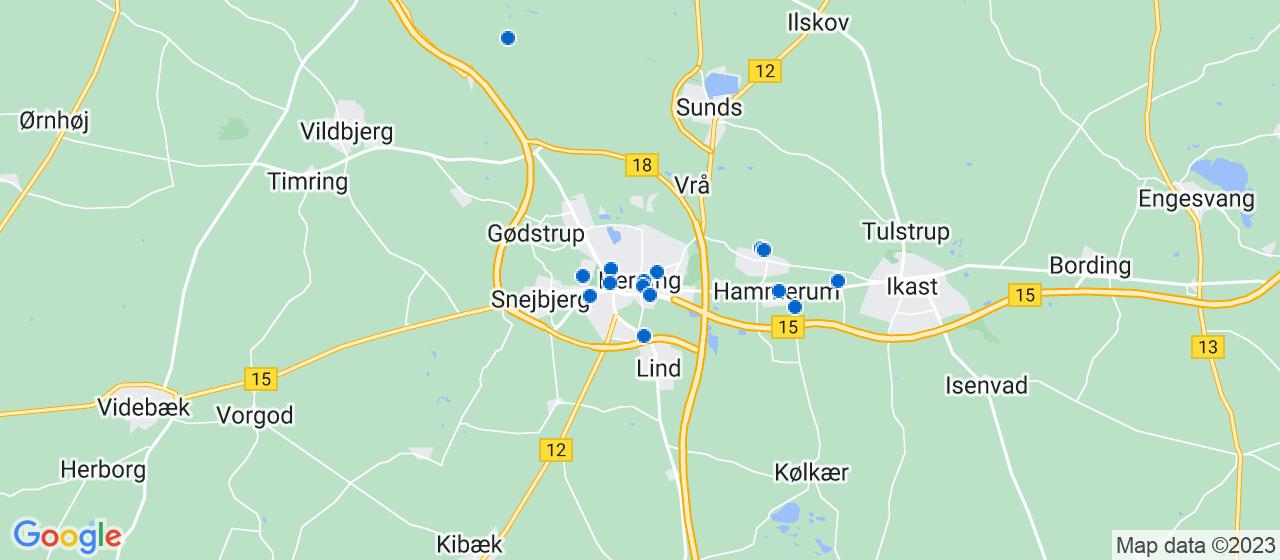 byggefirmaer i Herning