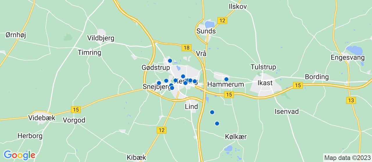 cateringfirmaer i Herning
