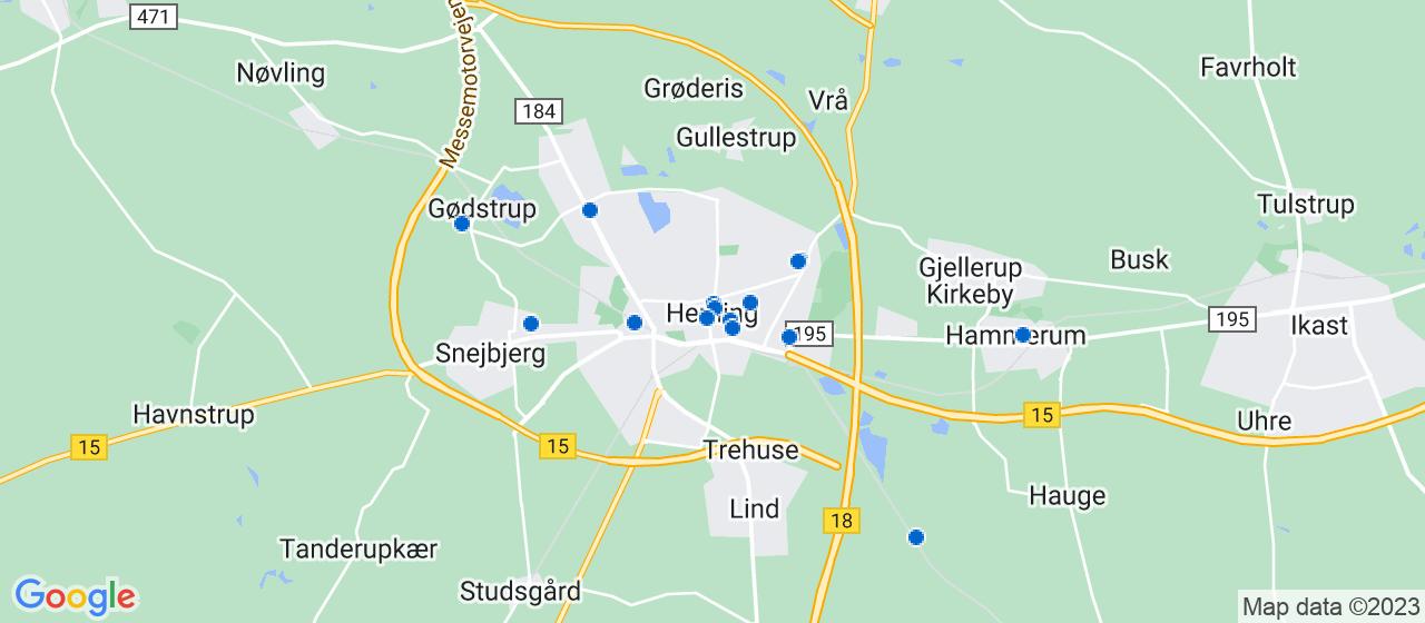 arkitektfirmaer i Herning