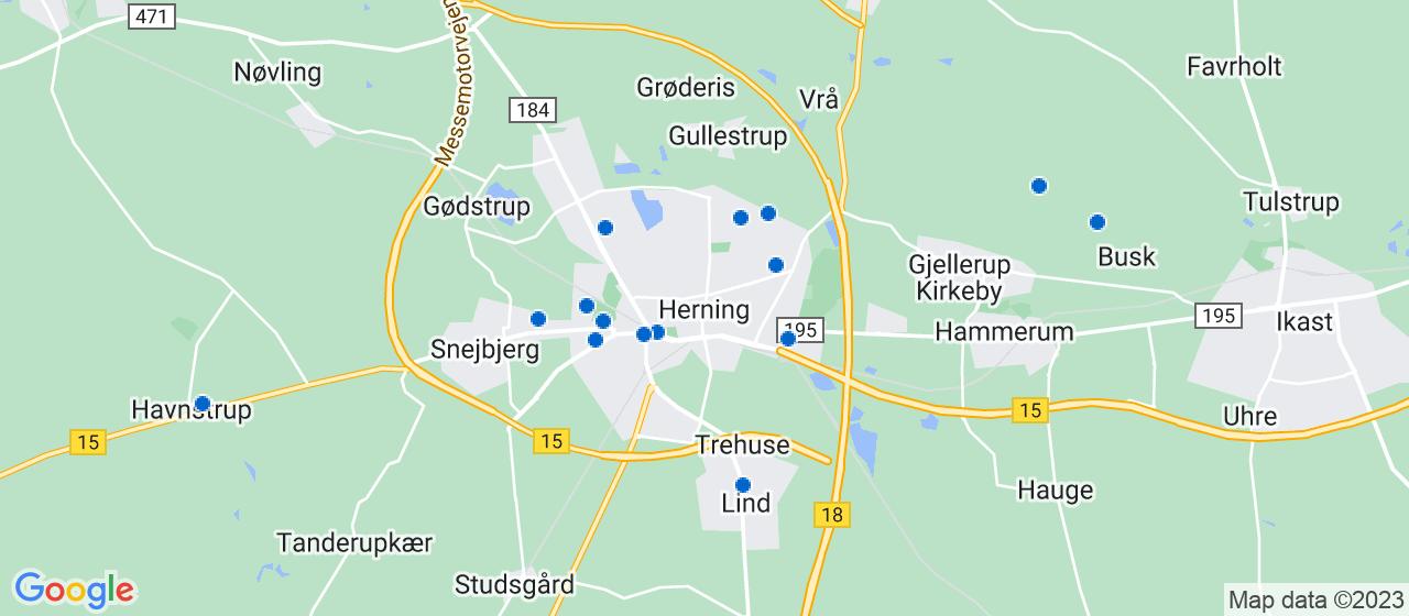 mekaniker firmaer i Herning
