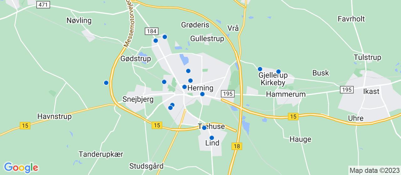 murerfirmaer i Herning