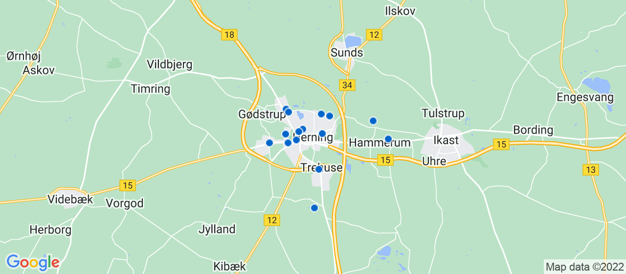 vvsfirmaer i Herning