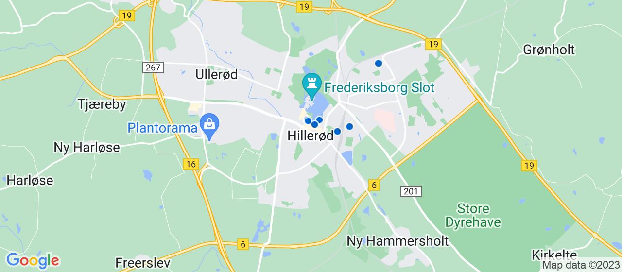 tandlæger i Hillerød