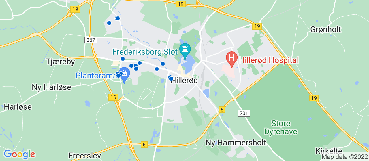 mekaniker firmaer i Hillerød