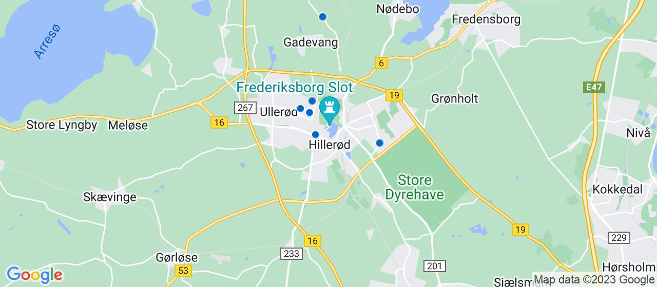gulvafslibning firmaer i Hillerød