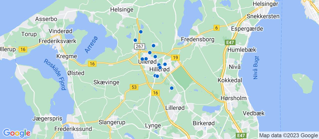 bogholder virksomheder i Hillerød
