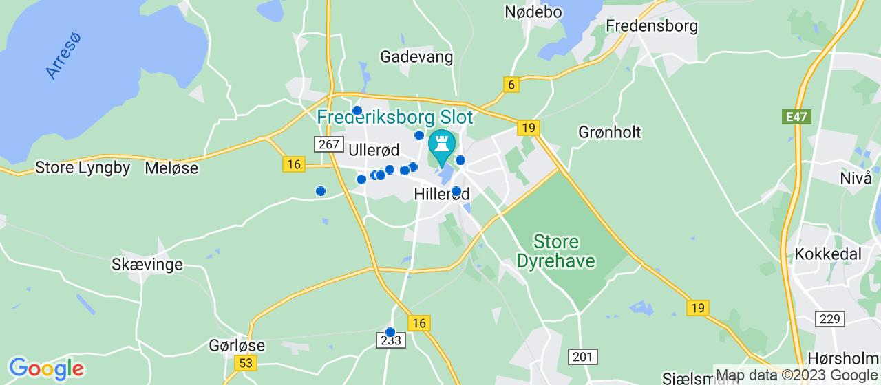 varmepumpe firmaer i Hillerød