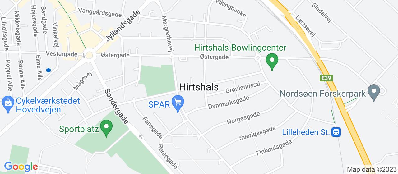 gulvafslibning firmaer i Hirtshals
