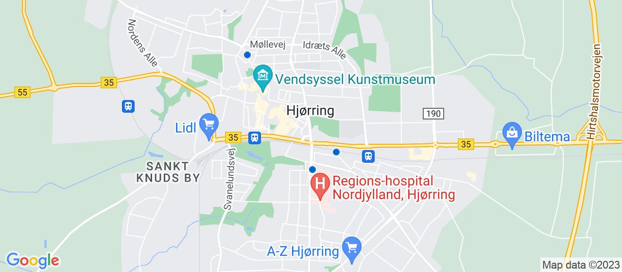 byggefirmaer i Hjørring