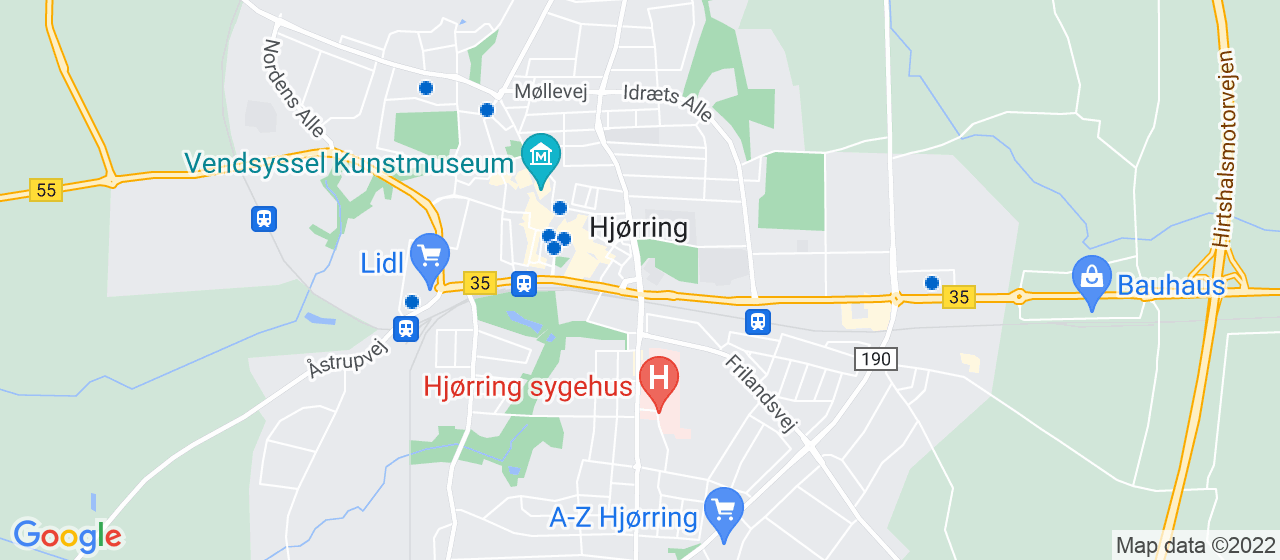 advokatfirmaer i Hjørring