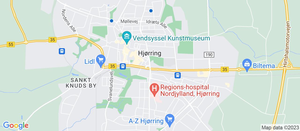 alarmselskaber i Hjørring