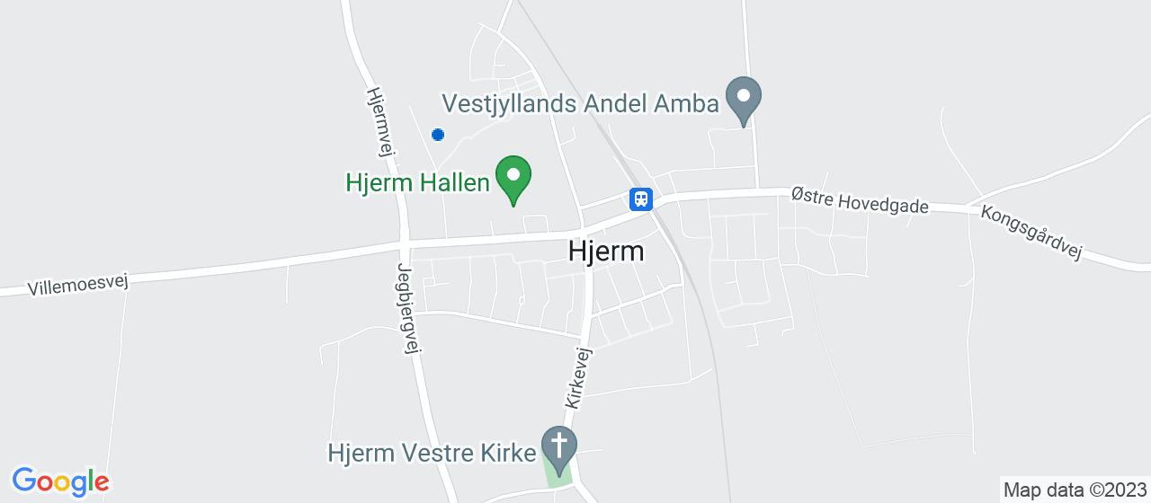 alarmselskaber i Hjerm