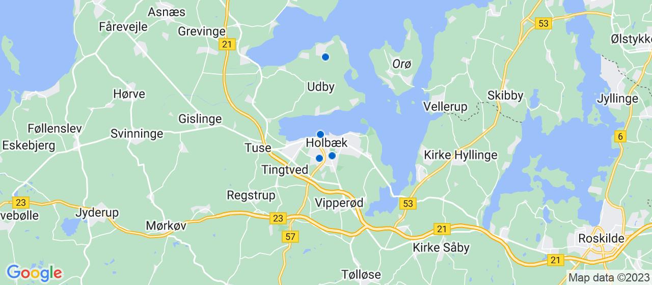 solcellefirmaer i Holbæk