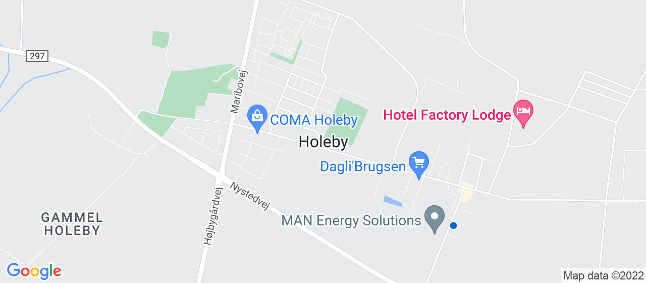 VVS firmaer i Holeby