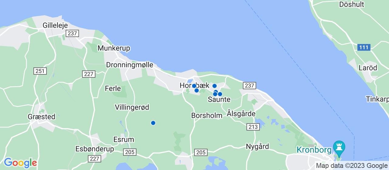 mekaniker firmaer i Hornbæk