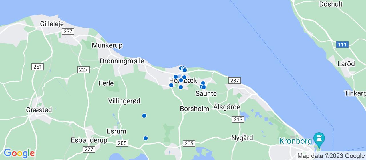byggefirmaer i Hornbæk