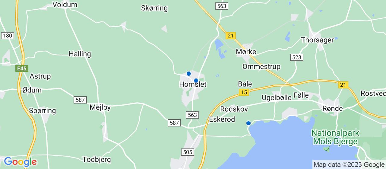 cateringfirmaer i Hornslet