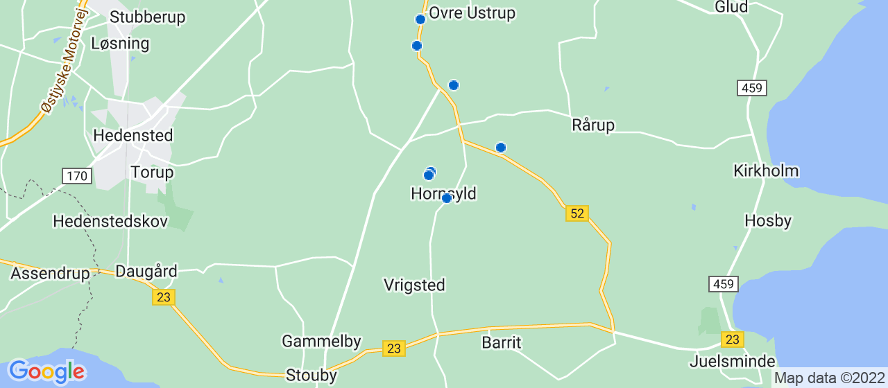 byggefirmaer i Hornsyld