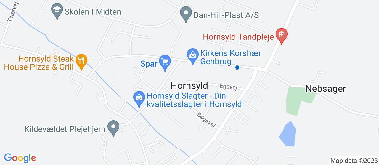 ejendomsmæglerfirmaer i Hornsyld