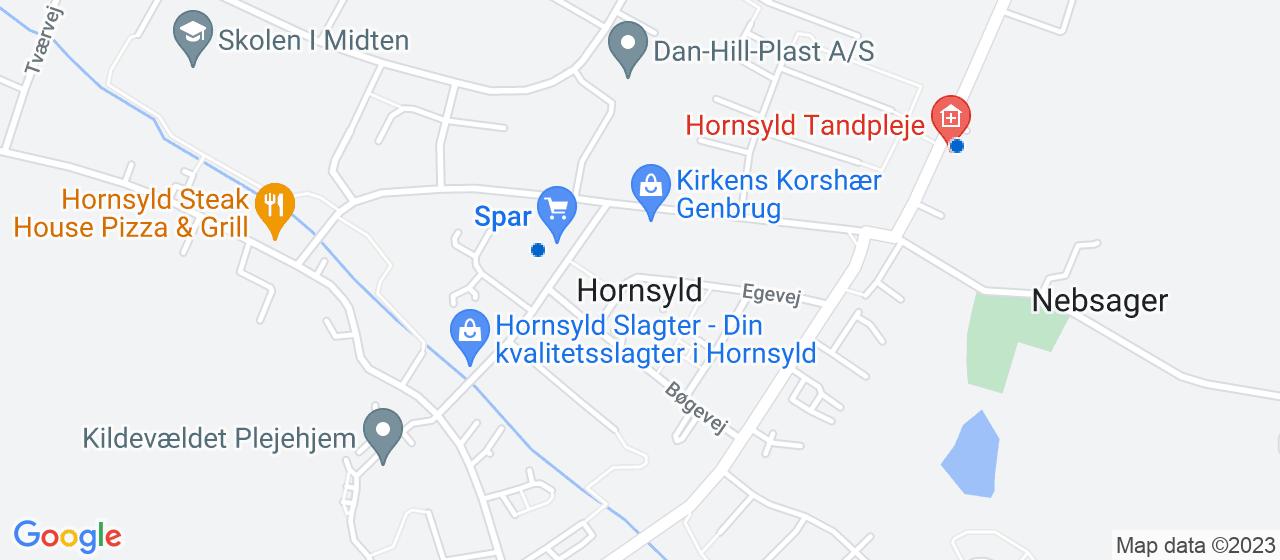 tandlæger i Hornsyld