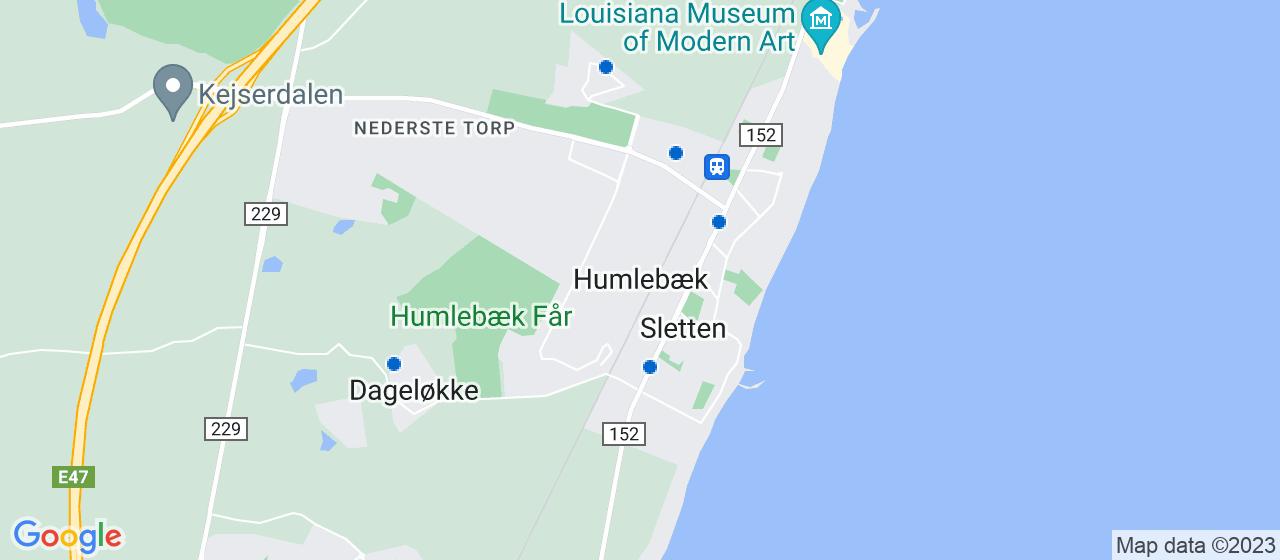 ejendomsmæglerfirmaer i Humlebæk