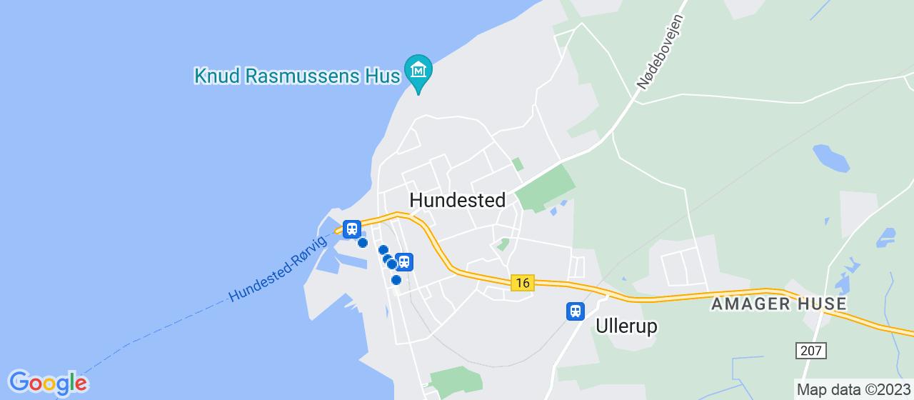 ejendomsmæglerfirmaer i Hundested