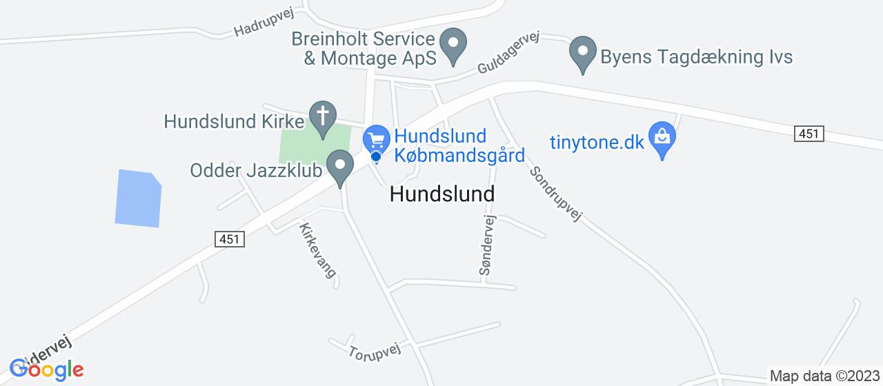 elektrikerfirmaer i Hundslund