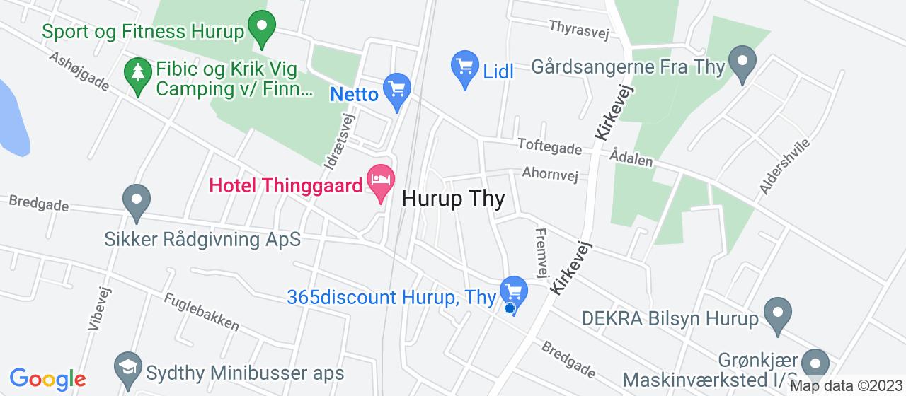alarmselskaber i Hurup