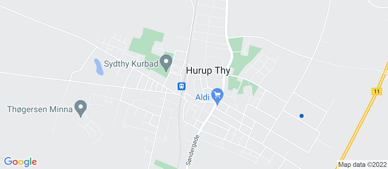anlægsgartnerfirmaer i Hurup