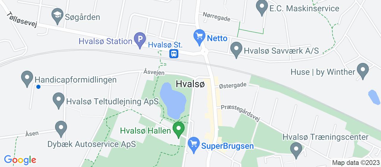 nedrivningsfirmaer i Hvalsø
