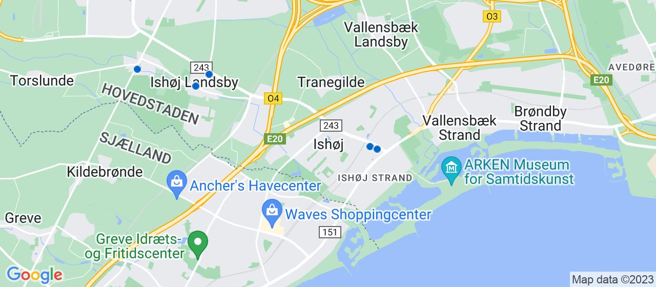 ejendomsmæglerfirmaer i Ishøj