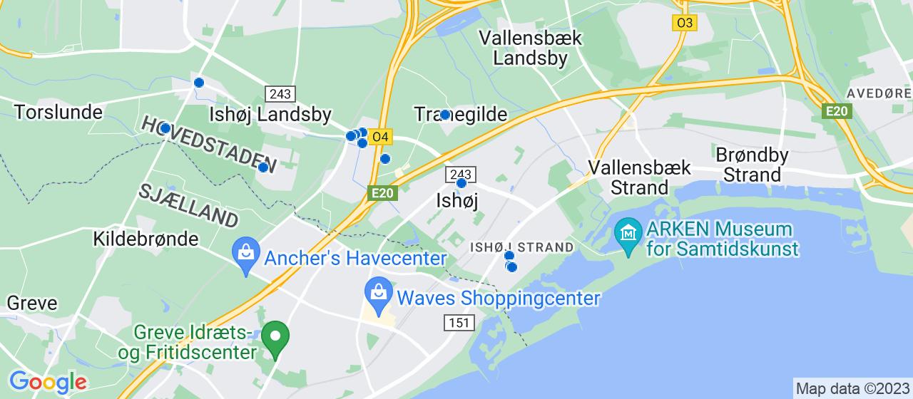 elektrikerfirmaer i Ishøj