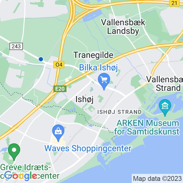 flyttefirmaer i Ishøj