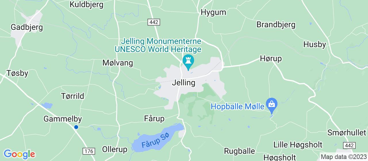 nedrivningsfirmaer i Jelling