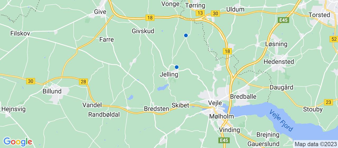 VVS firmaer i Jelling
