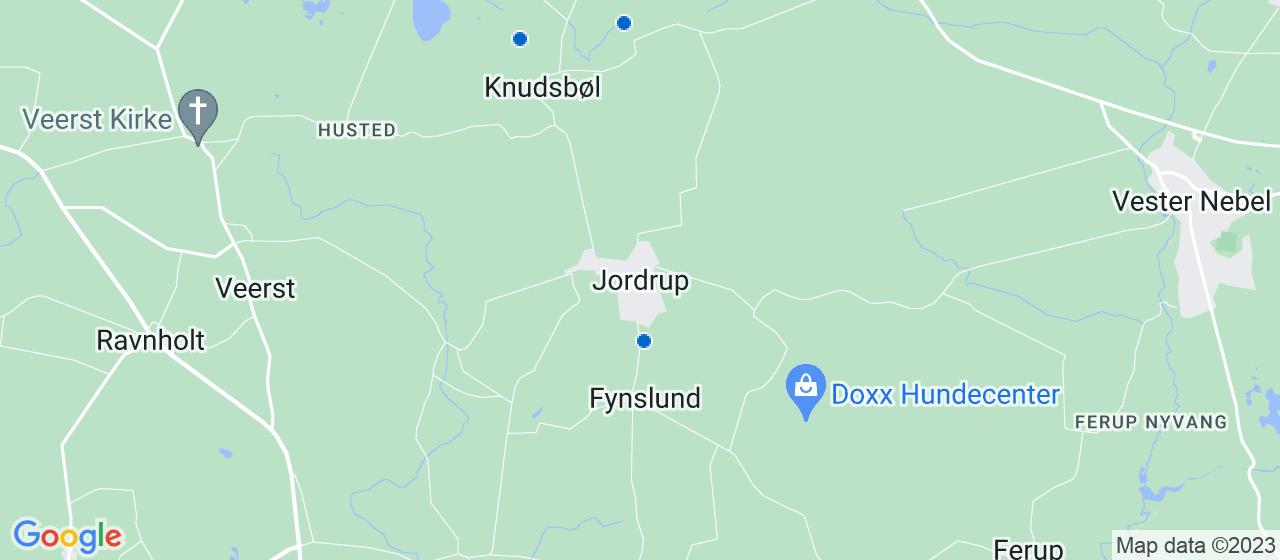 byggefirmaer i Jordrup