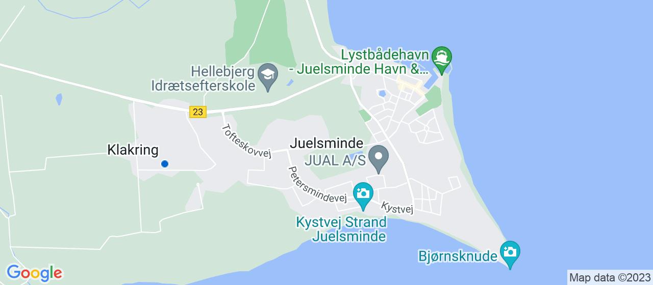 festmusiker i Juelsminde